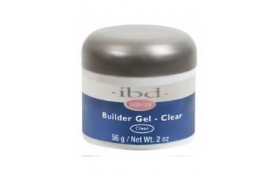 IBD LED/UV Builder Gel Clear, 30 г. – конструирующий прозрачный гель