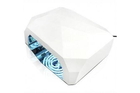 """LED Lamp + High power - профессиональный УФ аппарат """"Бриллиант Plus"""" для полимеризации геля со"""