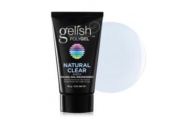 GELISH POLYGEL, natural clear, 60 g - оттенок прозрачный, 60 г