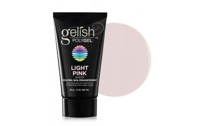 GELISH POLYGEL, light pink, 60 g - оттенок светло-розовый, 60 г