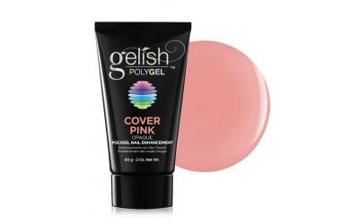 GELISH POLYGEL, cover pink, 60 g - оттенок камуфлирующий розовый, 60 г