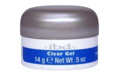IBD Clear Gel, 14 мл. - прозрачный укрепляющий гель