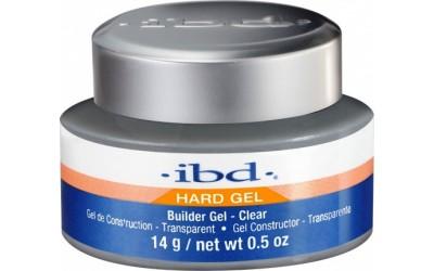 IBD Builder Gel Clear, 14 мл. - прозрачный конструирующий гель
