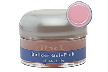 IBD Builder Gel Pink, 14 мл. - розовый конструирующий гель